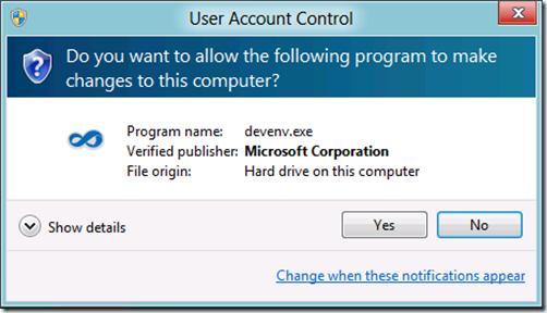 vs11-developer-license-step1-uac-warning